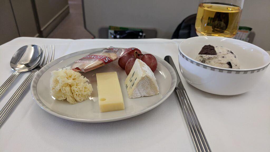 SQ cheese platter