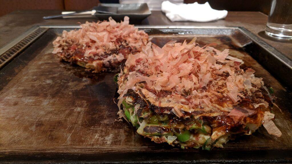 Houzenji san pei okonomiyaki