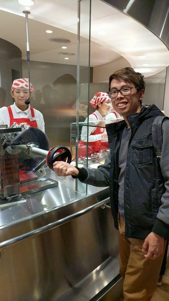 Cup Noodles Museum Ikeda