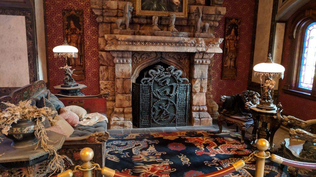 Haunted Mansion in DisneySea