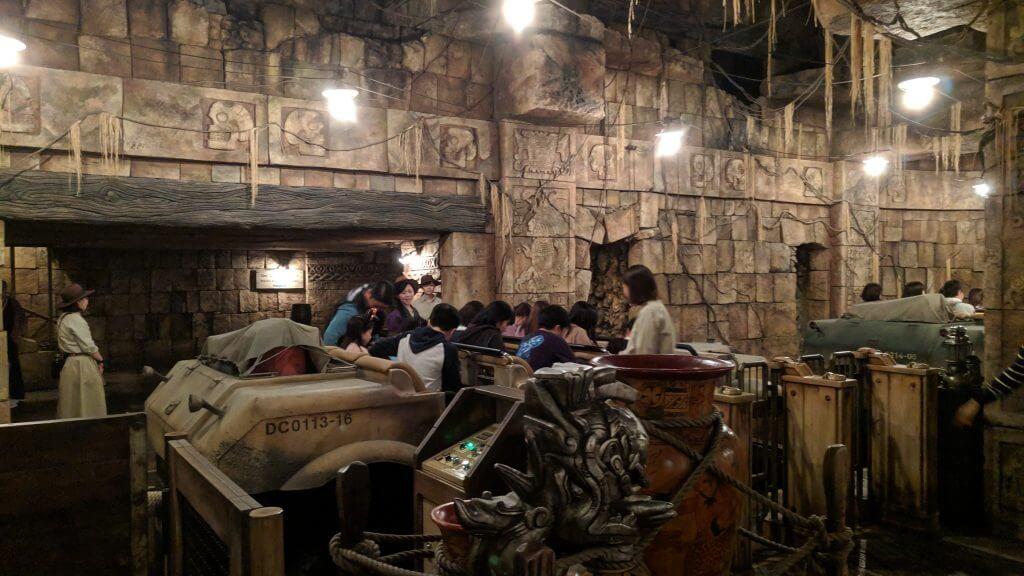 Indiana Jones at DisneySea
