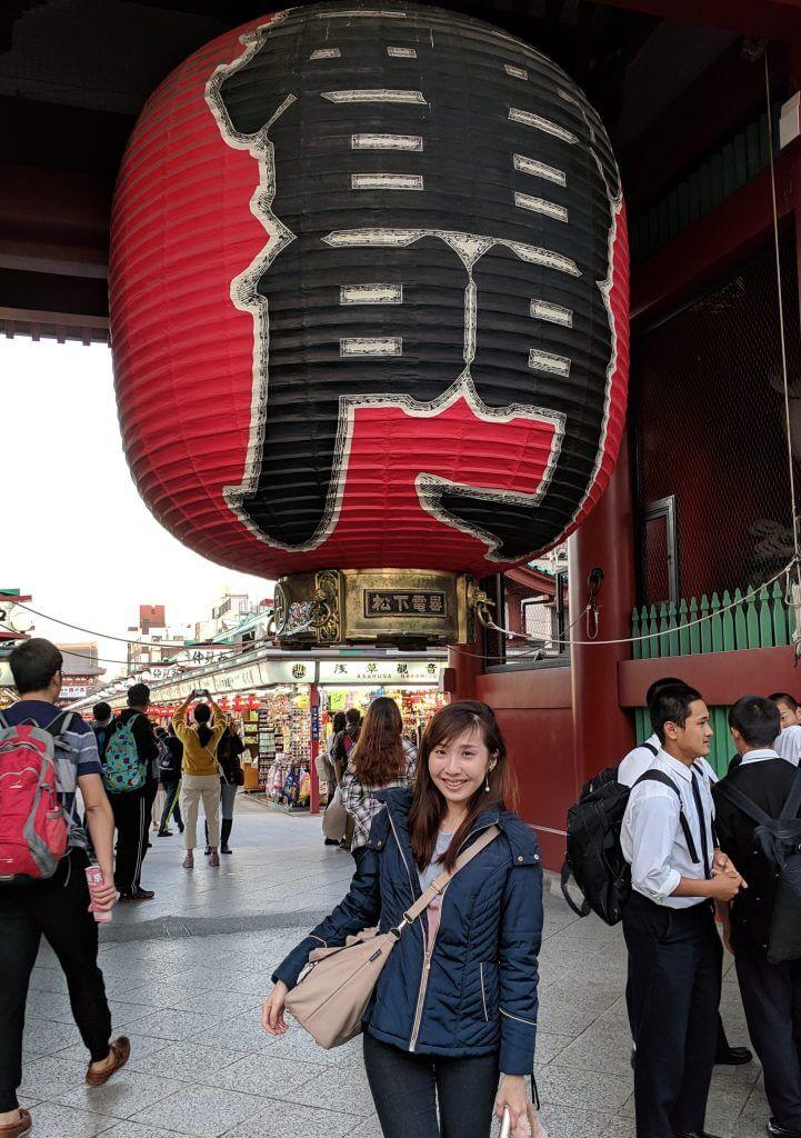 Sensoji Temple at Asakusa