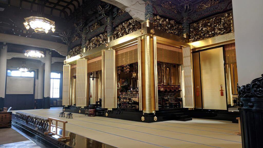 Tsukiji Honganji Temple