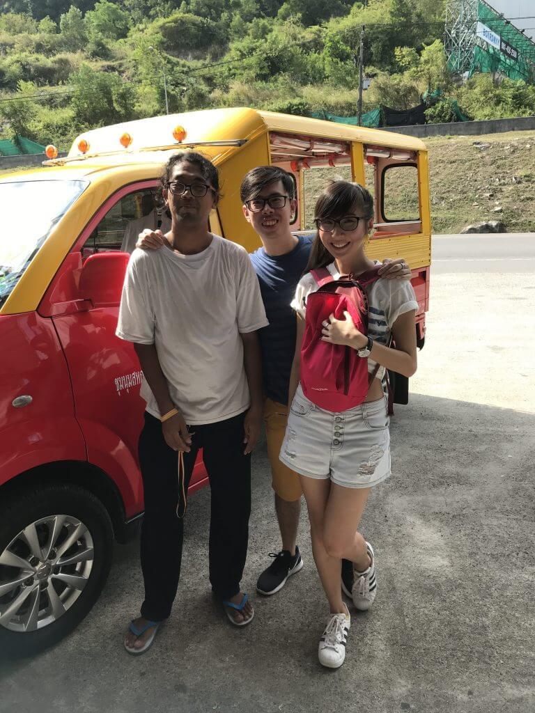Mr. OK, Liangliang and Minmin