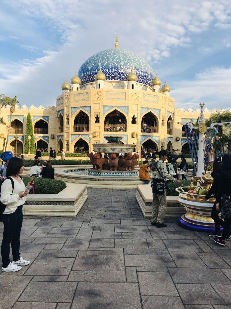Arabian Coast at DisneySea
