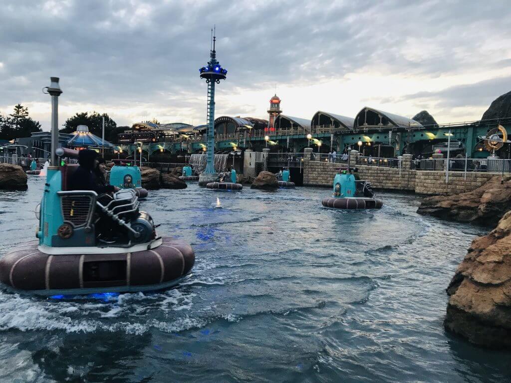 Aquatopia at DisneySea