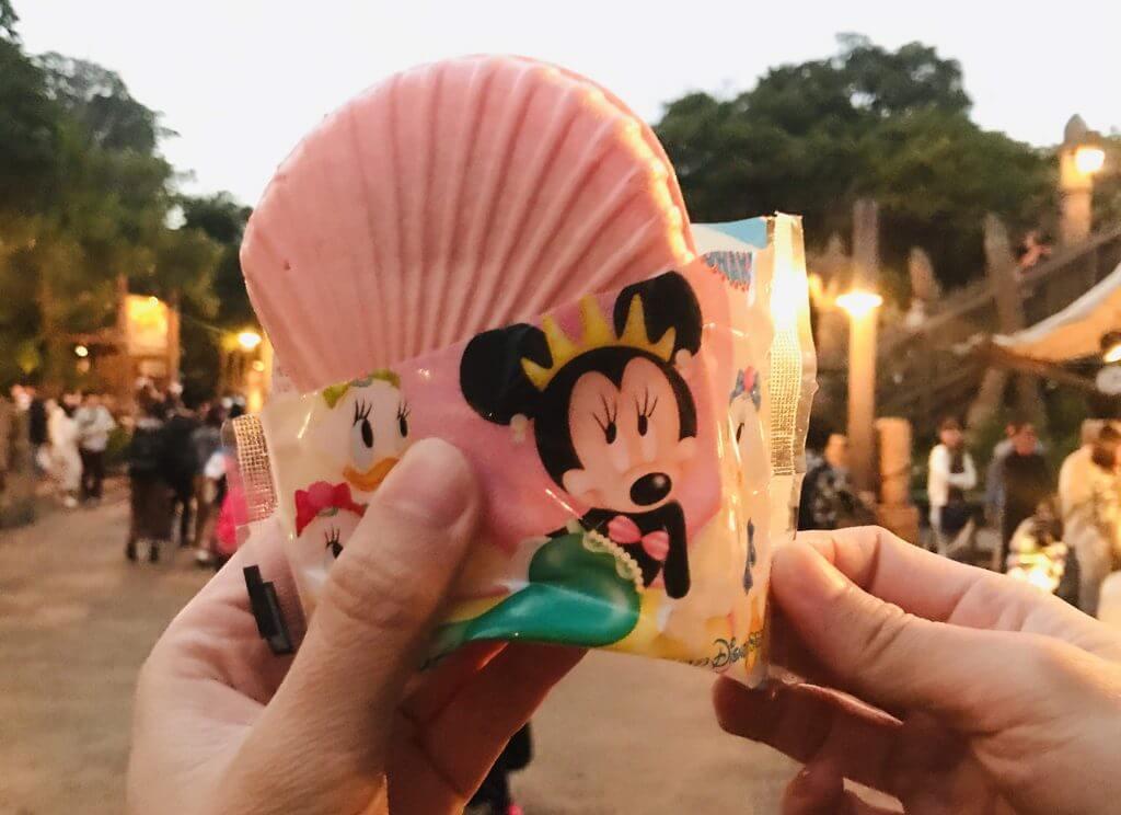 Ice cream at DisneySea
