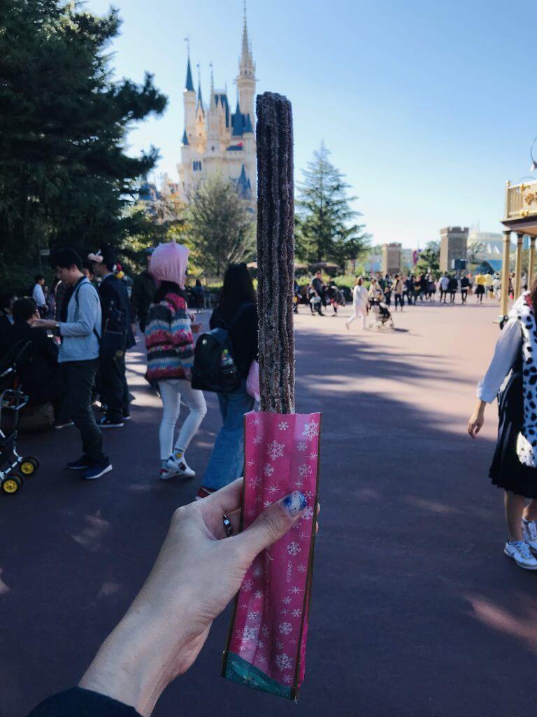 Churros at Disneyland