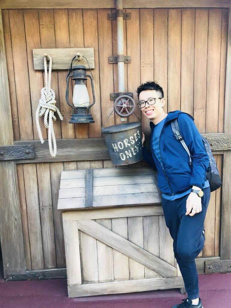 Swiss Family Treehouse at Disneyland