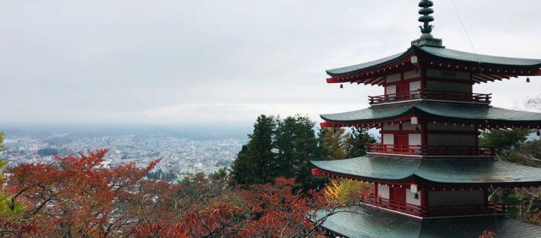 Day 9 - Fujikawaguchi