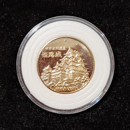 Himeji Castle Commemorative Coin