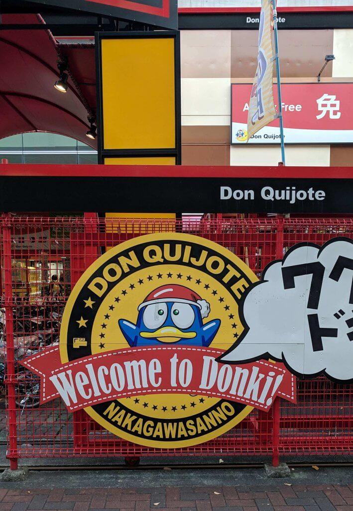 Don Quijote Nakagawasanno