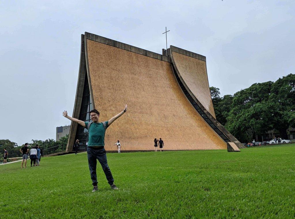Liangliang and Luce Chapel