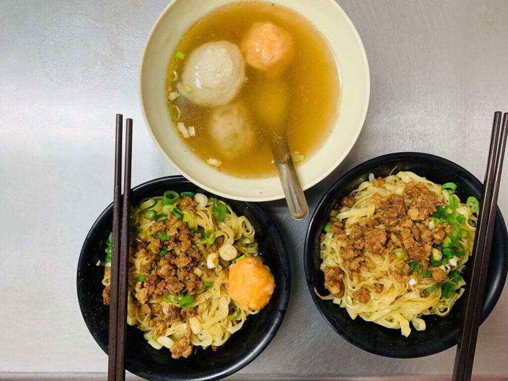 Fuzhou Yi Mian at Taichung Second Market