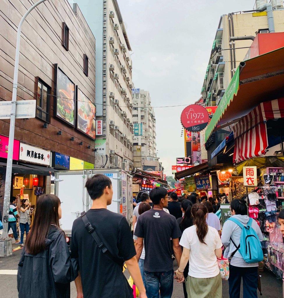 Taichung Yi Zhong Street