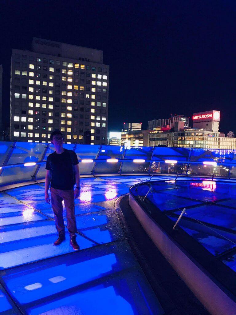 Oasis 21 at Nagoya