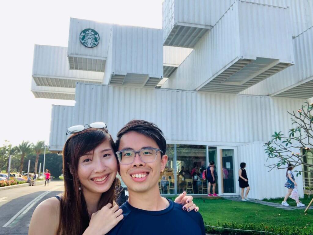 Starbucks at Hualien Bay Mall