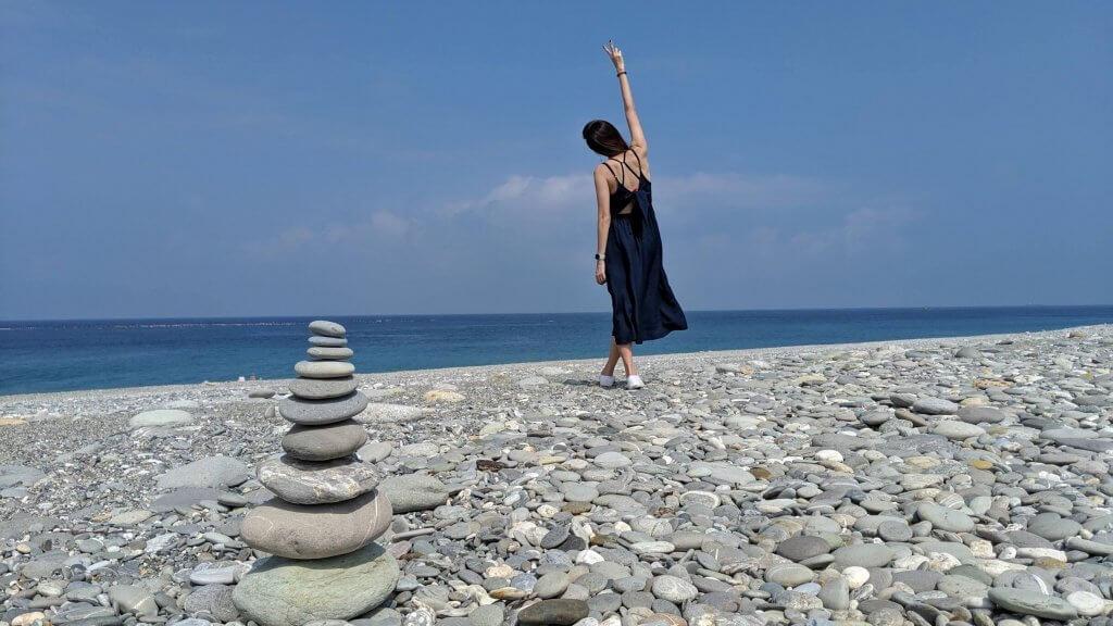 Hualien Qixingtan beach