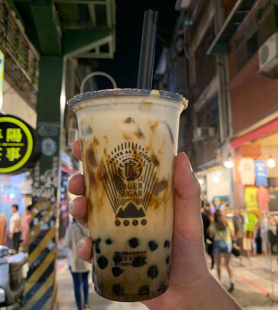Tiger at Shilin Market