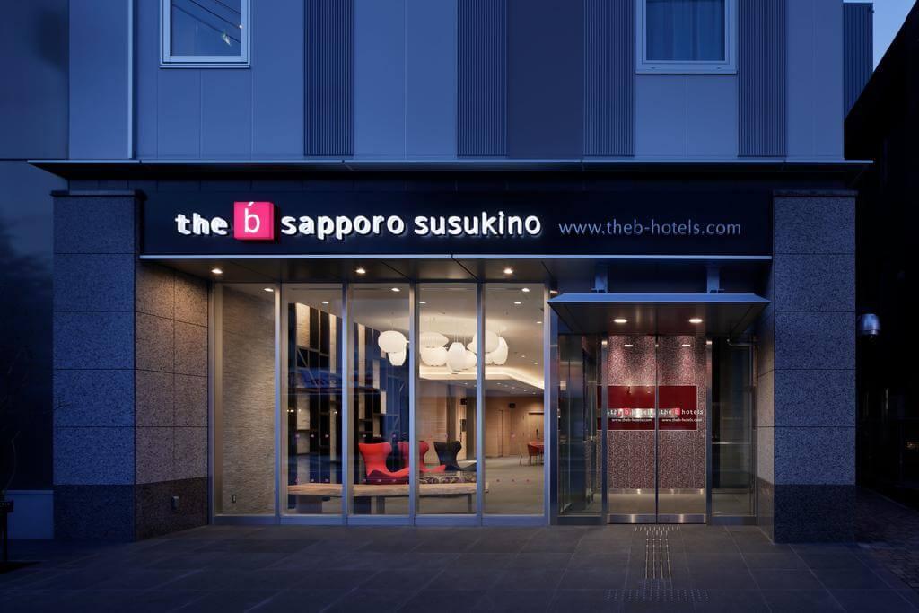 The B Sapporo Susukino