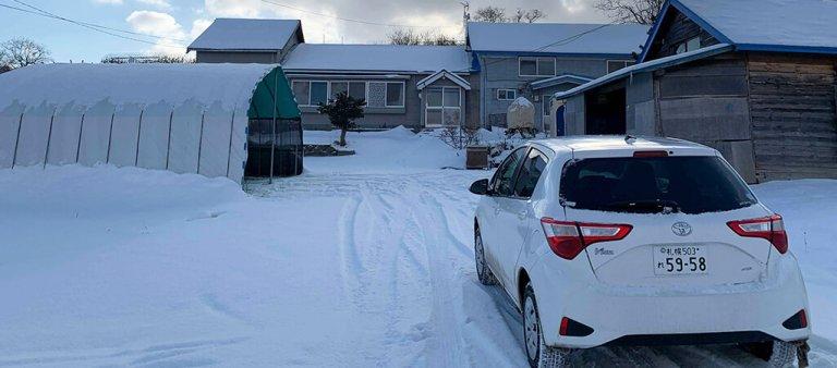 Car rental in Hokkaido