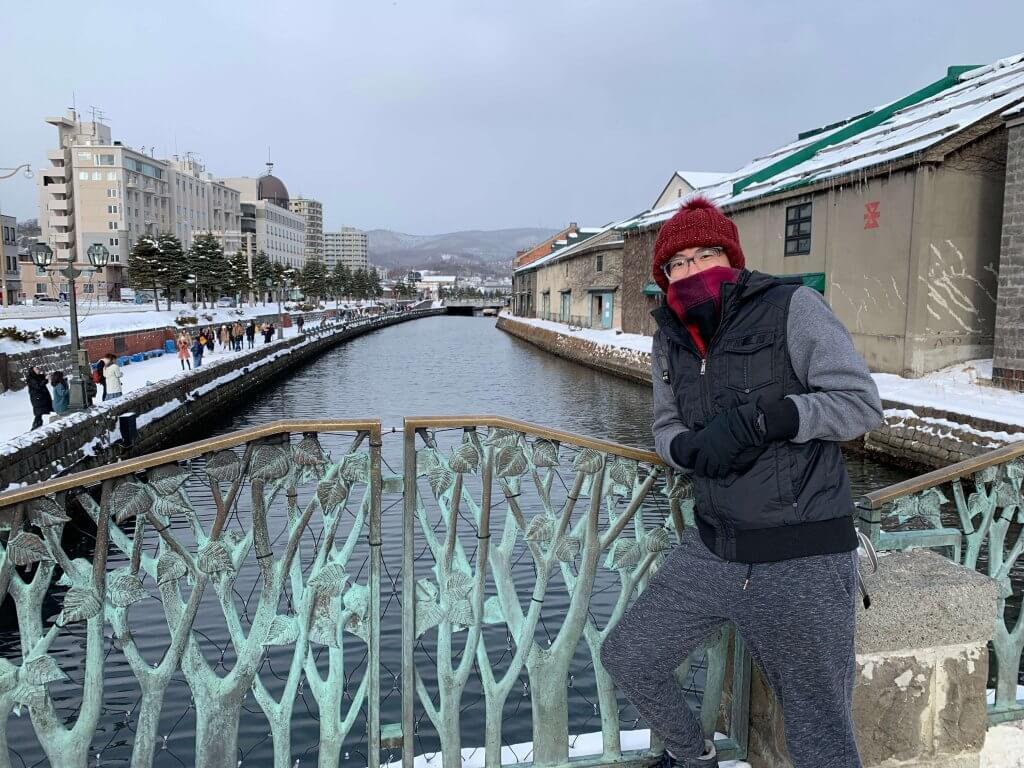 Otaru Canal and Sakaimachi Street