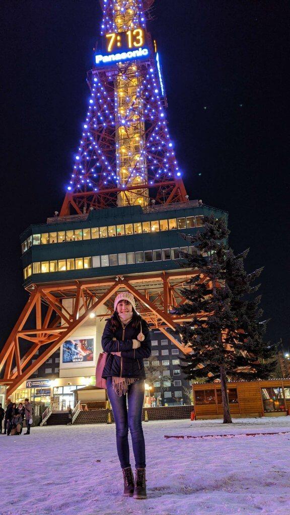 Odori Park Sapporo TV Tower