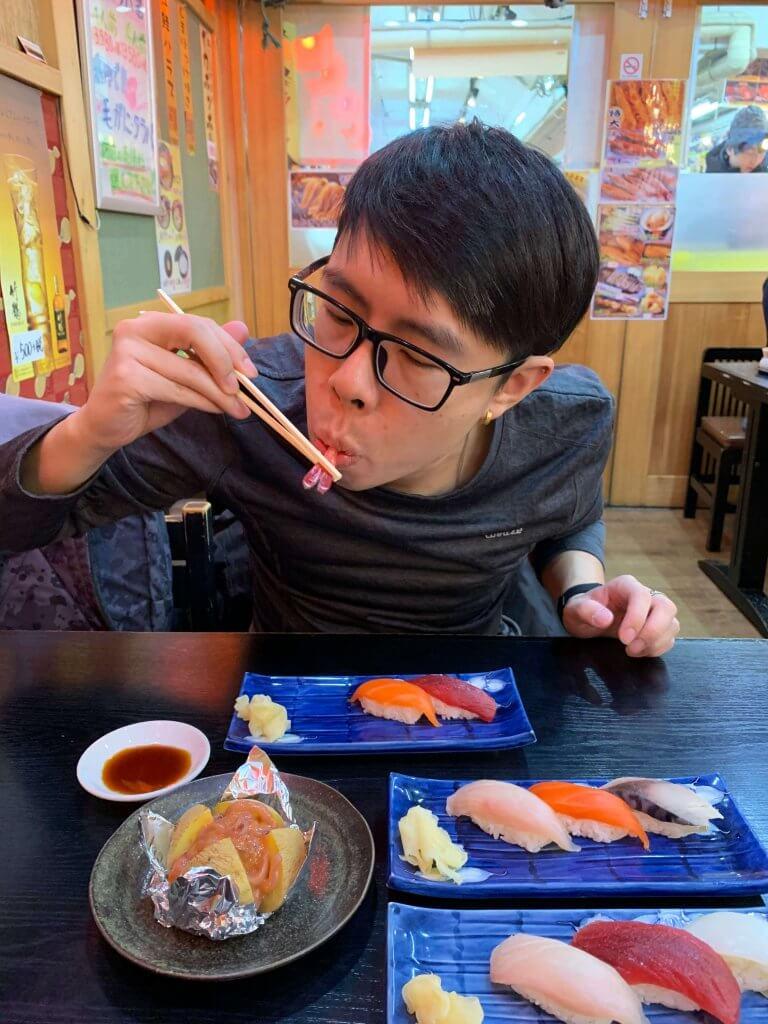 Sapporo Jyogai Ichiba